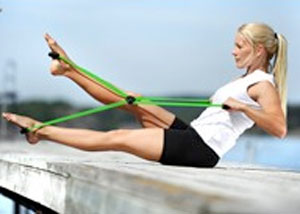 SISSEL Pilates Core Trainer Built to be Versatile Tool for Workouts, Therapy