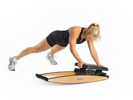 3D Cross Trainer's Design Focuses on Dynamic Strength, Stability