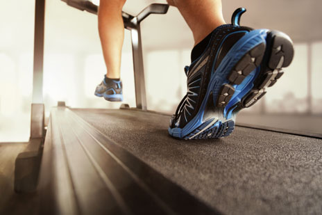 Treadmill Performance May Help Predict Risk of Death, Researchers Say
