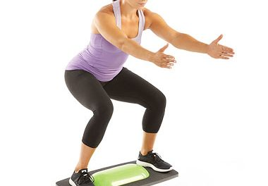 M-Board Balance Trainer Offers 3D Rotation