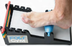 "Foot Gym Aims to Serve as ""All-in-One"" Prehab/Rehab Device"