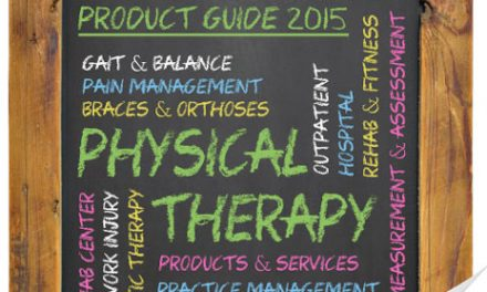 Physical Therapy Products Product Guide: Online Now!