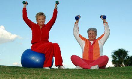 Strength Training Beneficial in Older Age, Researchers Say