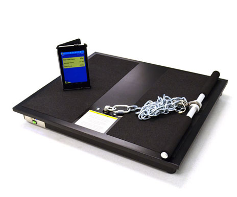 Strength Eval System Built for Rehab Professionals, Industrial Testing Specialists