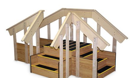 Staircase Offers 3-in-1 Training Experience