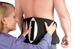 Lumbosacral Orthosis Promotes Anterior, Posterior, and Lateral Support