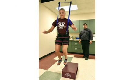 "Patent Pending for ""Bridge"" Device Designed to Help Reduce Gravity for ACL Patients"