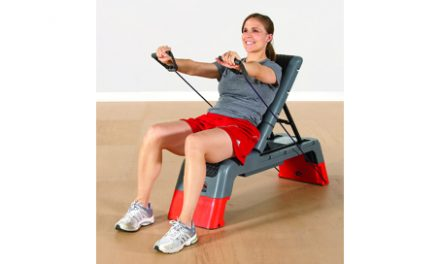 Reebok Deck Designed to Be Versatile for Multiple Exercises